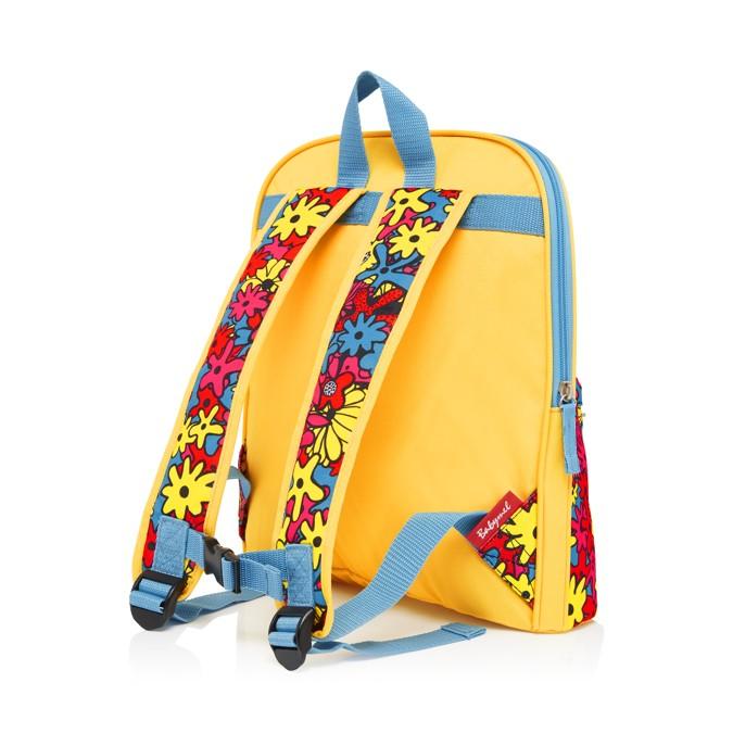 d919eac16fb Babymel dětský batoh. Floral Brights ZIP a ZOE 3+ roků. Dětské batohy ...