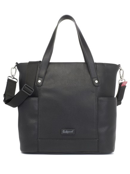 Přebalovací taška Babymel Rosie Vegan Leather Black