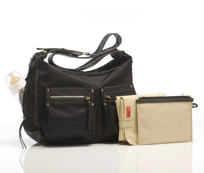9354e4e435 Přebalovací taška Storksak Emily Nylon - Přebalovací tašky   kabelky ...